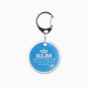 KLM - Sleutelhanger voorkant