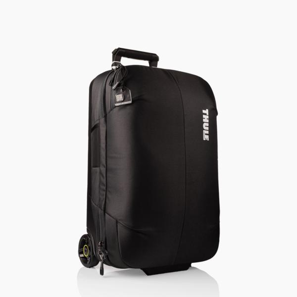 Transparant bagagelabel - Tag Thule tas