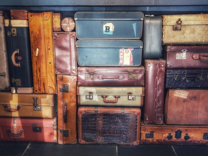 Verloren koffers