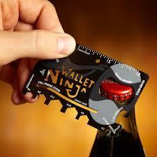 Ninja Wallet Toolcard