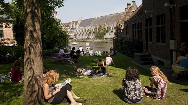 Appelbrugparkje - Gent