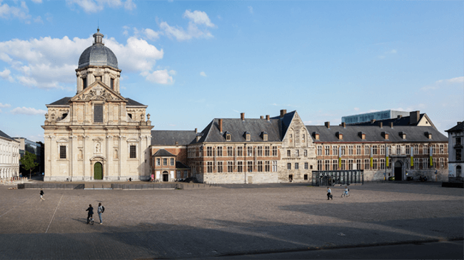 Sint Pietersabdij Gent