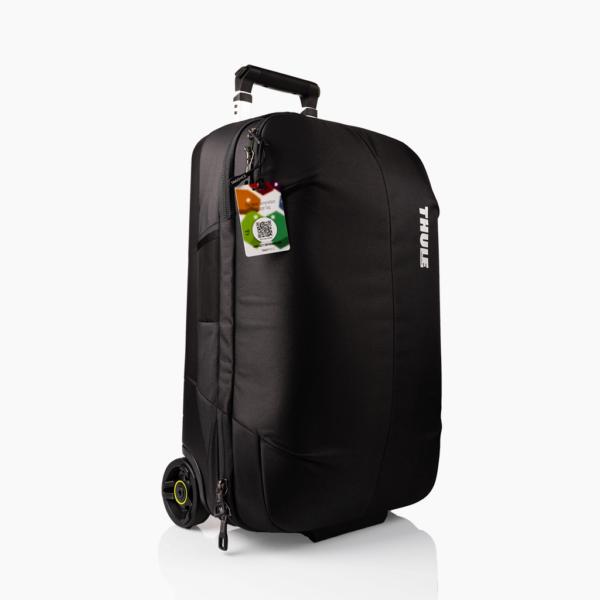 Kleurrijk-bagagelabel-creditcard-thule-tas