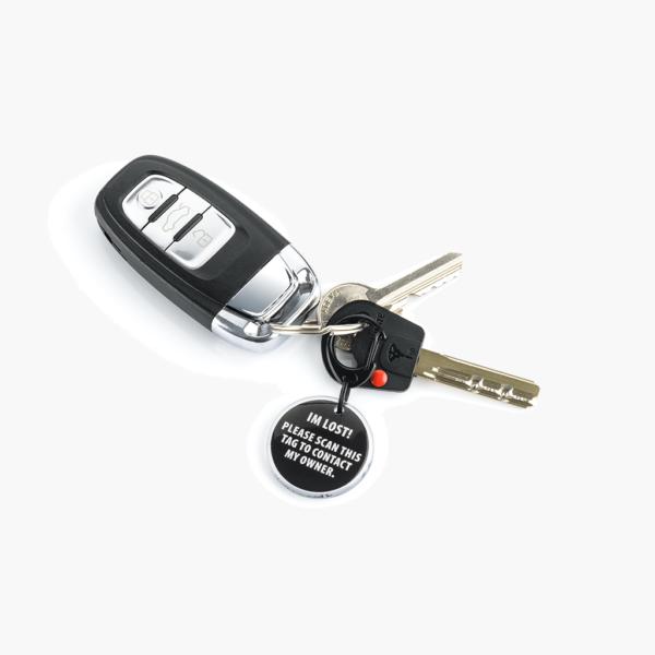 Sleutelhanger-voor-autosleutels