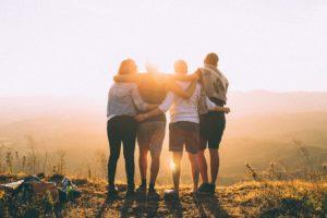 vriendenweekend