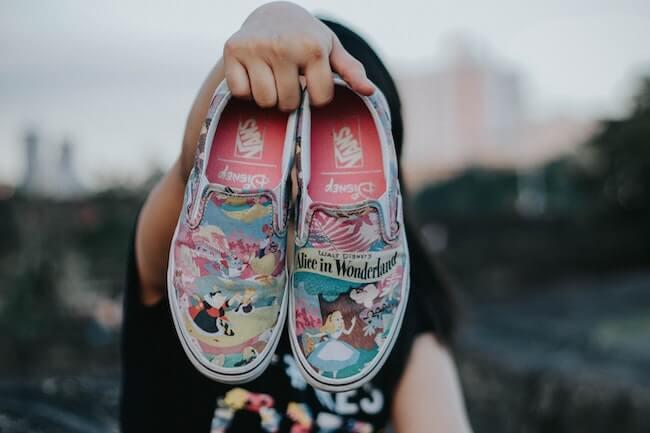 neem 1 paar schoenen mee