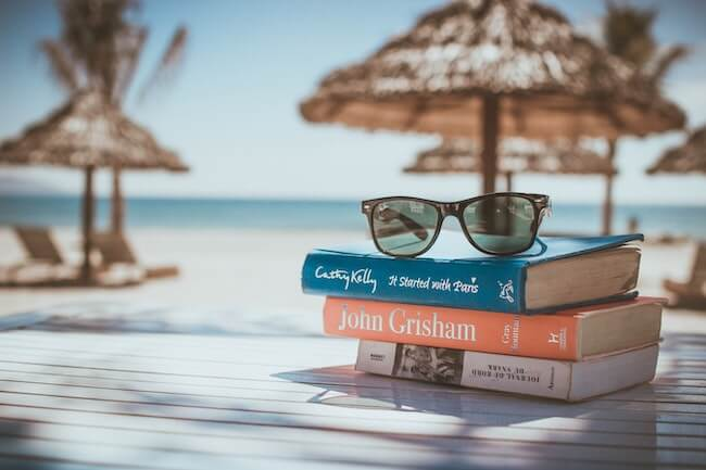 neem boeken mee op reis