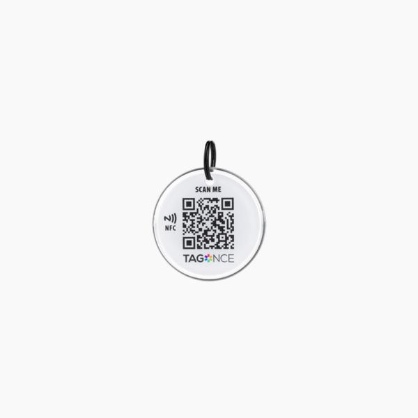 Pet Tag - QR-code