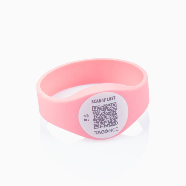 Armband-roze-voorkant