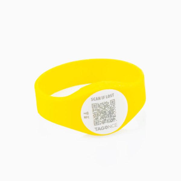Armband-geel-voorkant