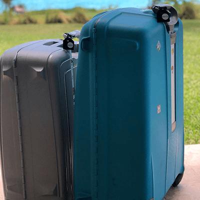 Koffer - Wessels - Vakantie